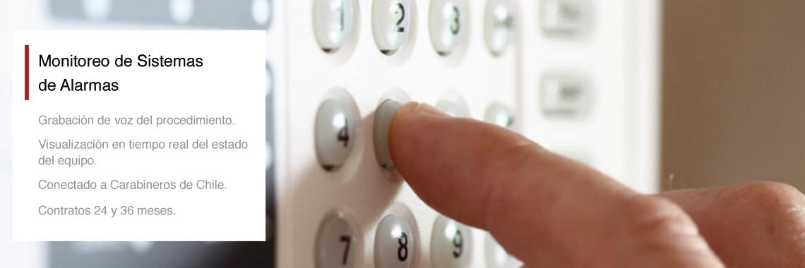 Monitoreo de Sistemas de Alarmas